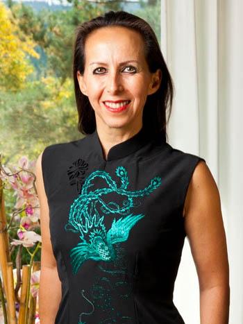 Người sáng lập quỹ Isabelle Müller